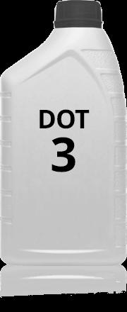DOT 3 Fluid