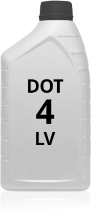 DOT 4 LV Fluid