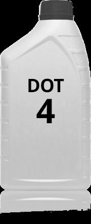 DOT 4 Fluid