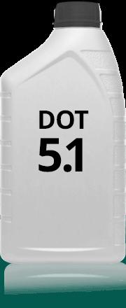 DOT 5.1 Fluid