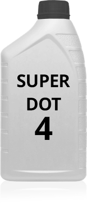 Super DOT 4 Fluid
